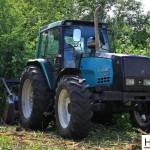Mulczowanie terenu Gniezno_rozdrabnianie drzew_Hermar Gniezno_6